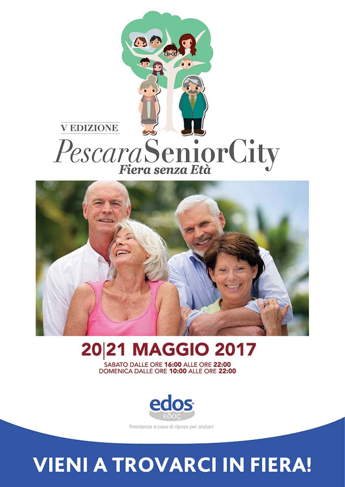 Evento Pescara Senior City