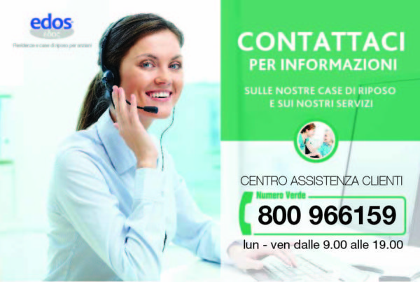 Numero Verde Edos - Centro assistenza Edos