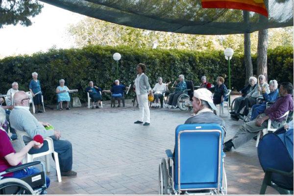 Edos Srl Residenze per Anziani San Vitale - Attività ricreative