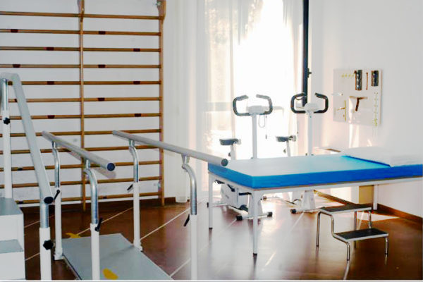 Edos Srl Residenze per Anziani San Vitale - fisioterapia