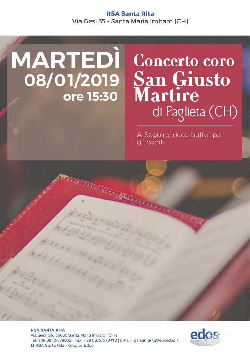 Coro San Giusto Martire in Concerto