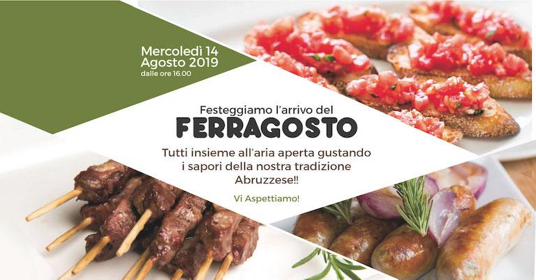 Arrosticini a Ferragosto: La grigliata di Rsa/Rp Villa San Giovanni