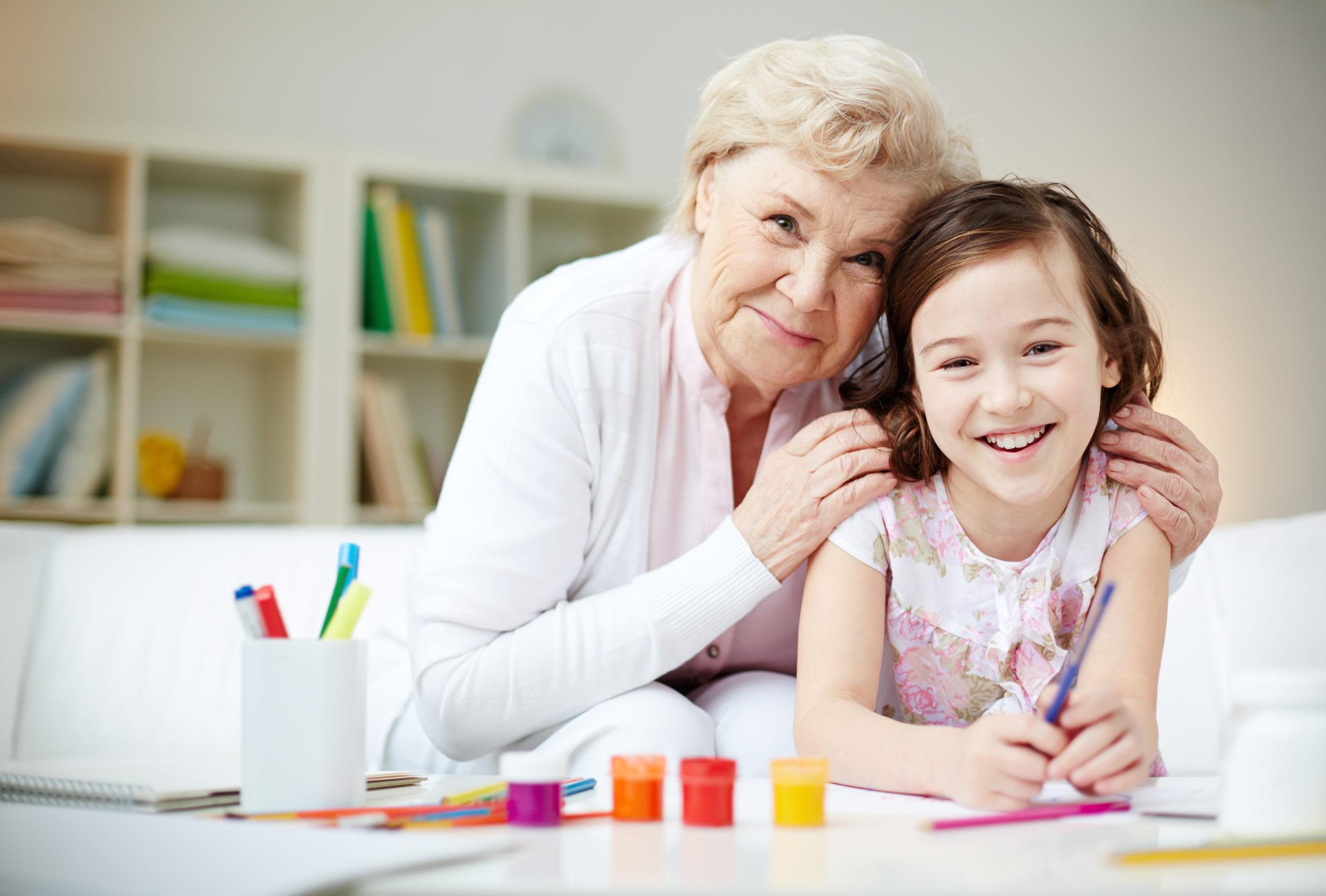 anziani e bambini edos