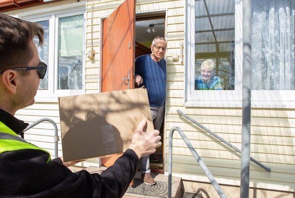iniziative per anziani