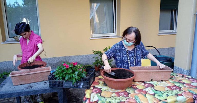 terapie aria aperta