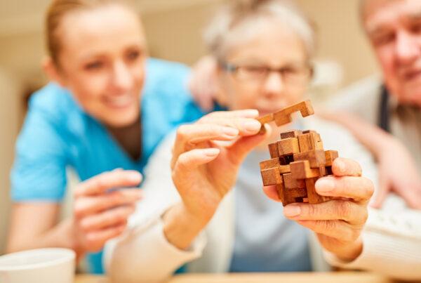 Attività per Anziani con l'Alzheimer